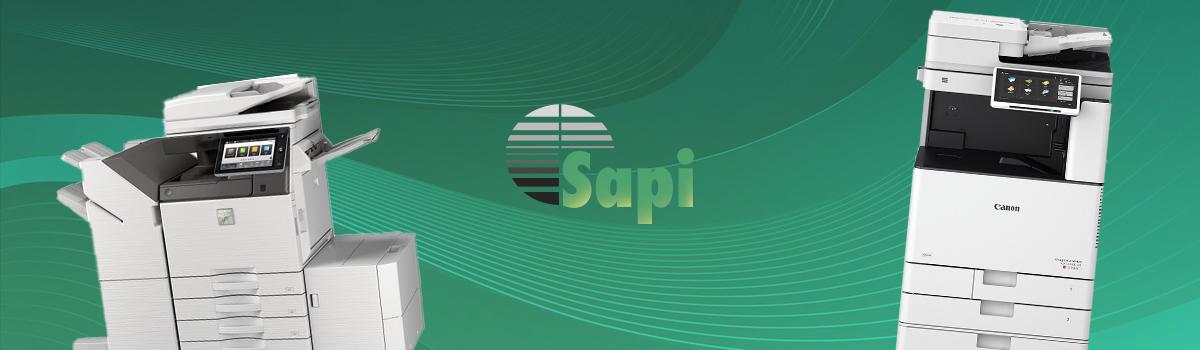 Servizio stampanti Sapi