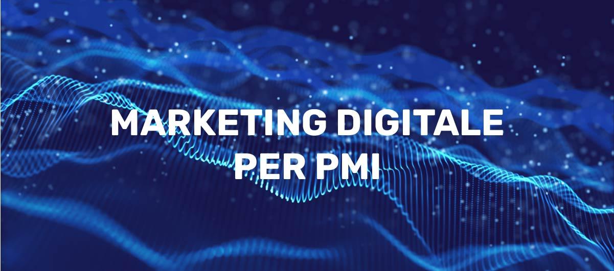 digital marketing per PMI
